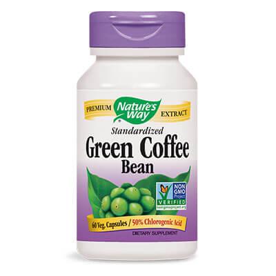 зелено кафе на зърна