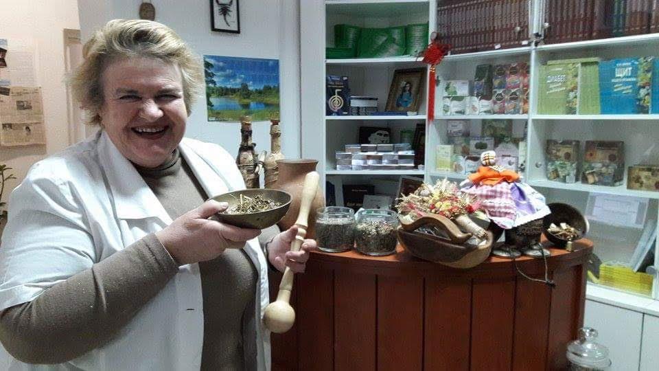 Елена СВИТКО