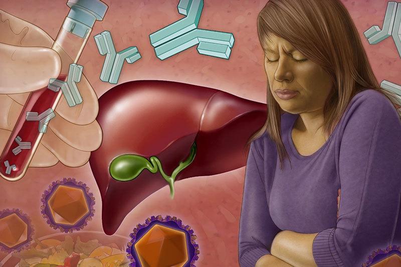 черния дроб