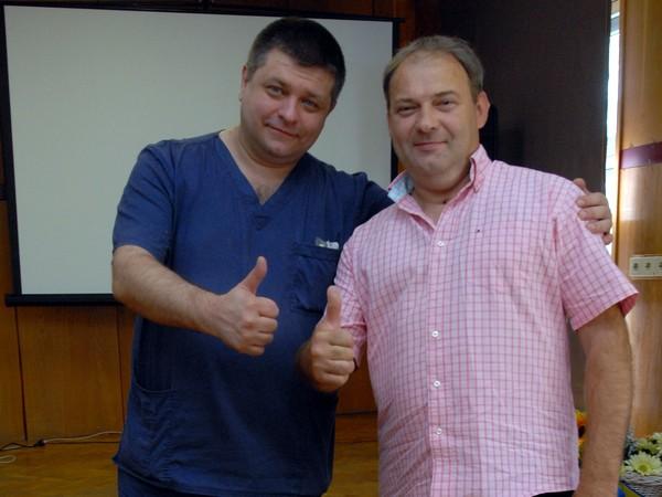 вячеслав победил болестта