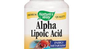 алфа-липоева киселина