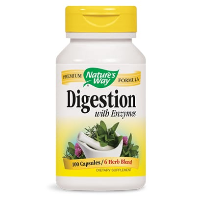 digestion with enzymes