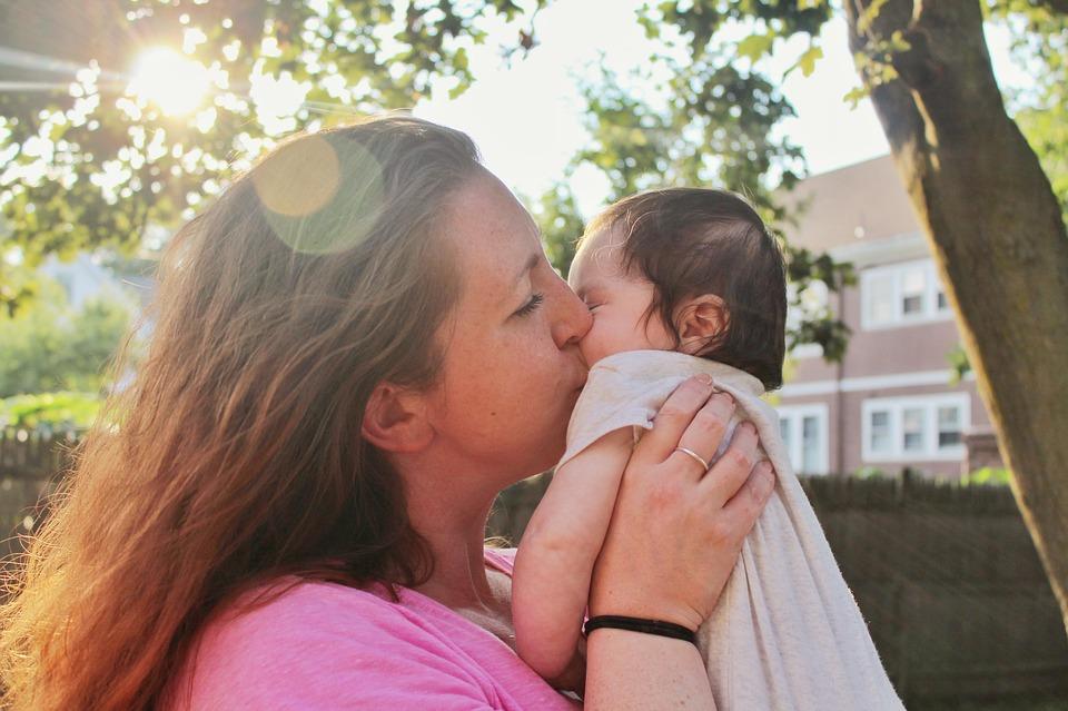 топлинен удар при бебе