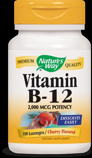 витамин B12 таблетки