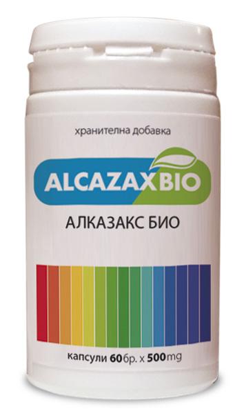 АЛКАЗАКС БИО – за спешно алкализиране на организма!