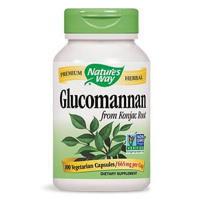 глюкоманан