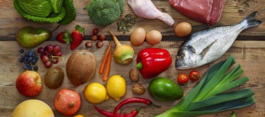 противовъзпалителна диета