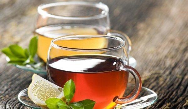 зелен и черен чай