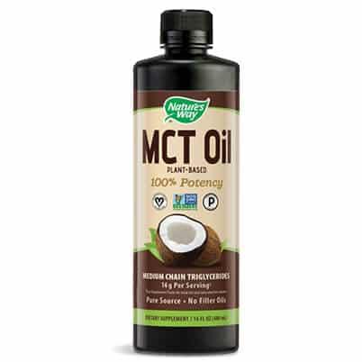 МСТ от кокосово масло