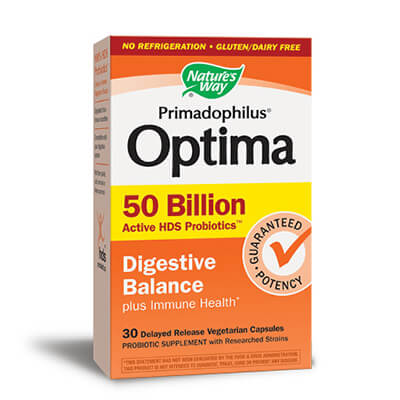 Примадофилус Оптима Digestive Balance