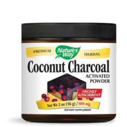 активен въглен от кокосов орех