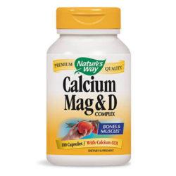Калций & Магнезий & Витамин D