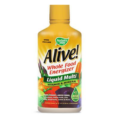 АЛАЙВ ® Течен Мултивитамин