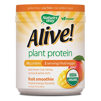 Алайв Оргáник растителен протеин