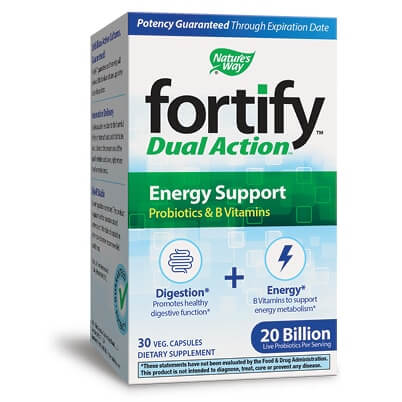 Fortify™ Dual Action Energy Support