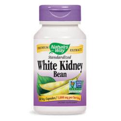 бял боб на зърна