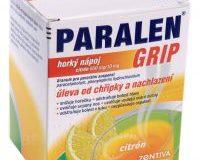 парален грип
