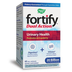 Fortify™ Dual Action уринарно здраве