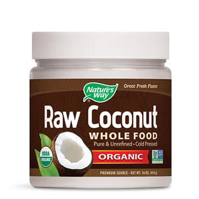 Кокосов орех органик