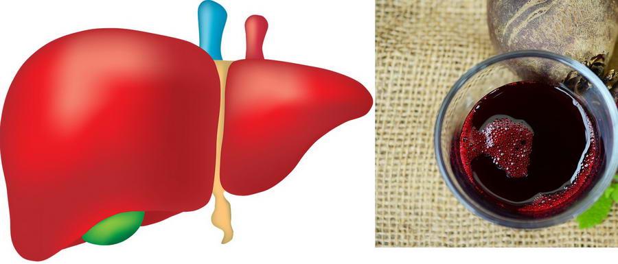 пречиства отлично черния дроб