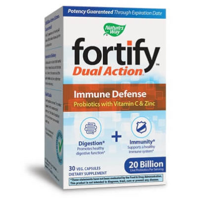 Fortify™ Dual Action Имунна Защита