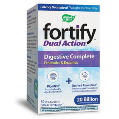 Fortify™ Dual Action Digestive Complete