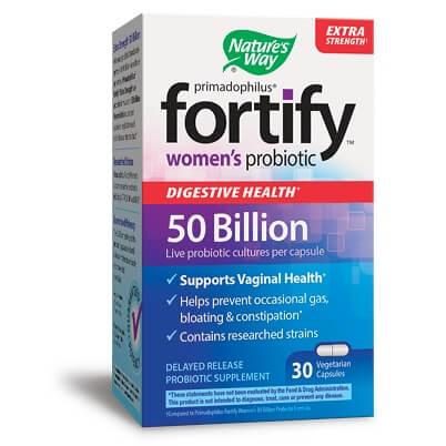 Примадофилус Fortify™ Пробиотик за жени