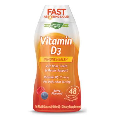 Течен витамин D3