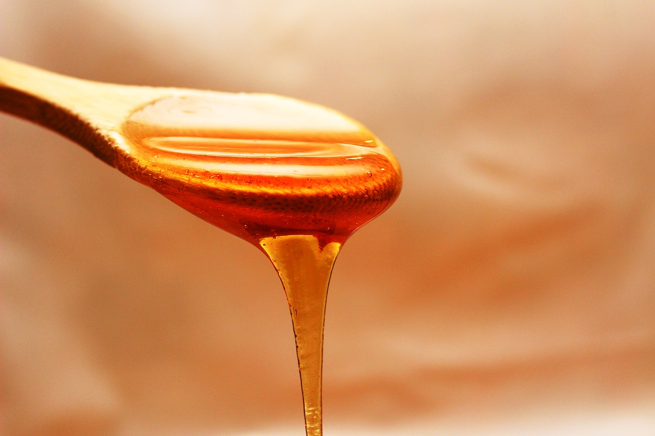 Рецепта с мед и горчица