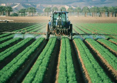 пестициди снимка