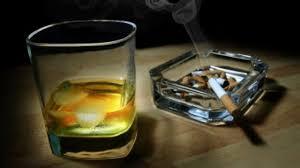цигари и алкохол