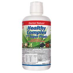 Здравословен комплекс от седемте супер растения