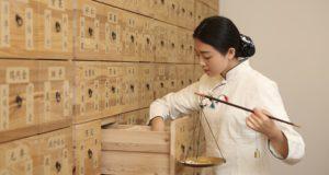 китайската медицина