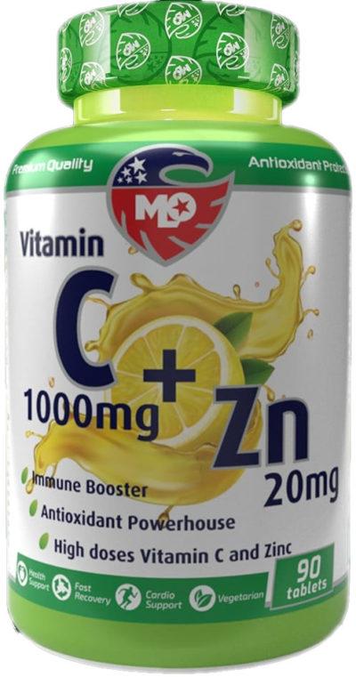 Витамин C + Цинк